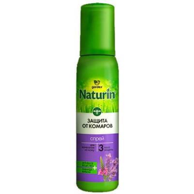 Спрей Gardex Naturin от комаров 100мл (N003)