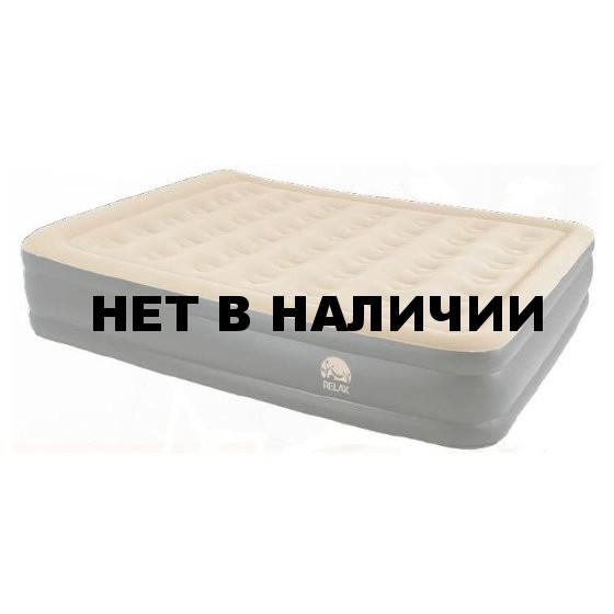 Надувная кровать RELAX HIGH RAISED LUXE AIR BED Twin со встр. эл. Насосом 196x97x47 JL027286NG