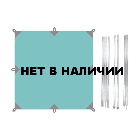 Тент Tramp 3*3м со стойками TRT-104.04