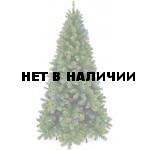 Сосна Триумф Санкт-Петербург 288 ламп + мультиколор 73926-led (230 см)