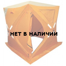 Зимняя палатка куб WOODLAND ICE FISH 2, 160х160х180 см
