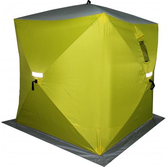 Палатка для зимней рыбалки Сахалин 4