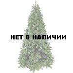 Сосна Триумф Санкт-Петербург 248 ламп + мультиколор 73925-led (215 см)