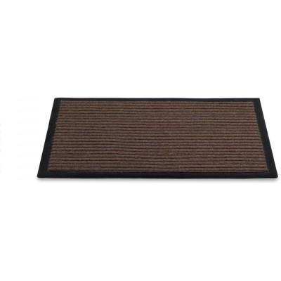 Коврик Helex ПВХ 40х60 см.,толщина 7мм.,коричневый ,К012 (РР4060)