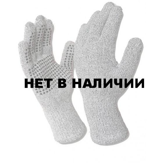 Перчатки водонепроницаемые Dexshell TechShield DG 478 серый меланж