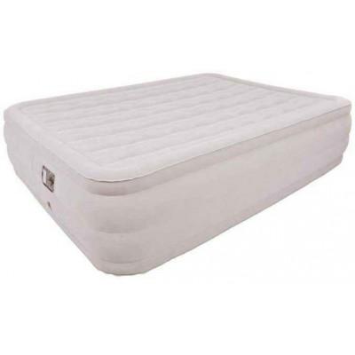 Надувная кровать RELAX DELUX HIGH RISING AIR BED QUEEN 206х152х47 JL027291N