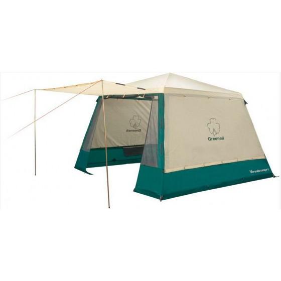 Тент-шатер Greenell Веранда комфорт V2