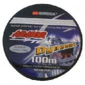 Леска плетеная Siweida Armor 0,16 100м (8кг, серая)