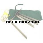 Колышки для палатки (комплект 4шт.)