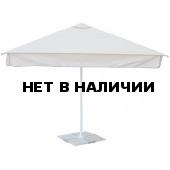 Зонт с воланом Митек 3,0х3.0 м стальной каркас, с подставкой