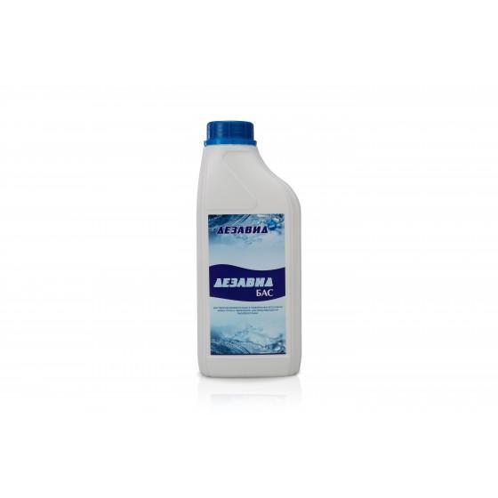 Гипоаллергенное средство для бассейнов Дезавид Бас 1 л