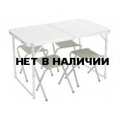 Набор мебели TREK PLANET Event set 95 (стол+4 стула) 70667