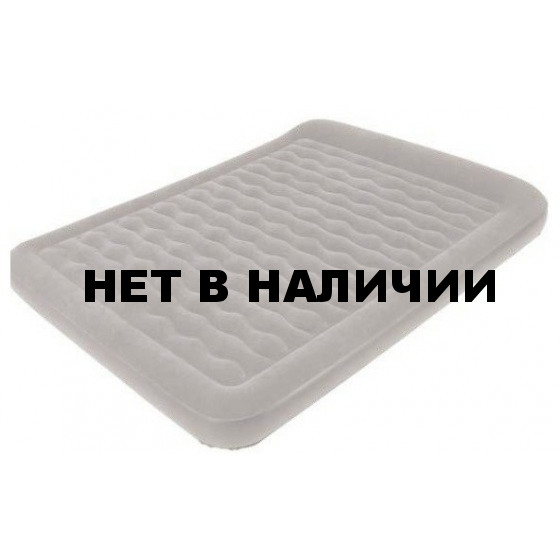 Надувная кровать RELAX DELUX FLOCKED AIR BED DOUBLE 191х141х25 JL027001-1N