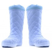 Сапоги зимние WOODLINE ЭВА -45, голубые (990-45)