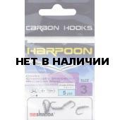 Крючок SWD Harpoon Iseama Spring №9BN (5шт.) 3225609