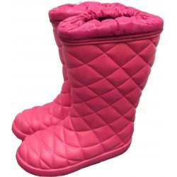 Сапоги зимние WOODLAND ЭВА -45, розовые (990-45)