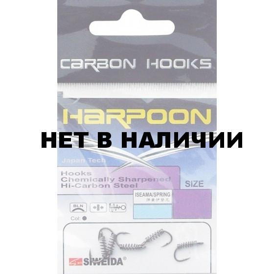 Крючок SWD Harpoon Iseama Spring №5BN (5шт.) 3225605