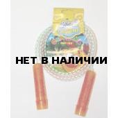Скакалка Смешарики со шнуром-радугой Лосяш SMFI 105