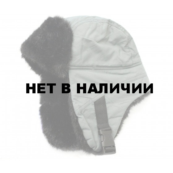 Шапка-ушанка Чайка «Егерь» хаки