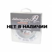 Леска плетеная DAIWA Shinobi Braid - Y 0,12мм 135м (флуор.-желтая) 14634801