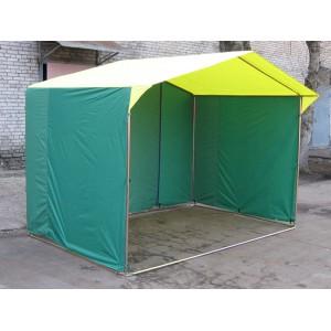Палатка торговая Митек Домик 3,0х2,0 (труба D - 25 мм)