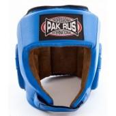 Шлем для бокса Pak Rus PR-13-002 синий