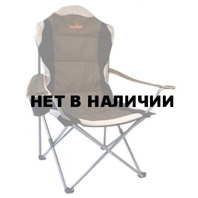 Кресло Woodland Deluxe, складное, кемпинговое, 63 x 63 x 110 см (сталь) CK-009