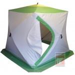 Палатка для зимней рыбалки Медведь Куб-2 190х220 (3-х слойная)