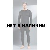 Рубашка с длинным рукавомом GUAHOO Everyday Heavy 21-0400 S-BK
