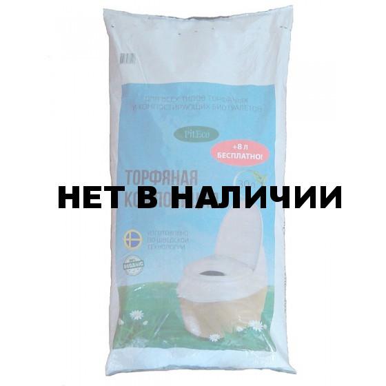 Смесь для компостирующих биотуалетов (торфяная композиция) 30 л