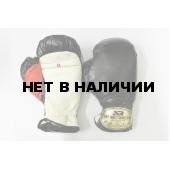 Перчатки боксерские JOEREX PVC, 8 OZ, черные, JBX308