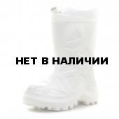 Сапоги зимние детские WOODLAND ЭВА, белые 490НУ