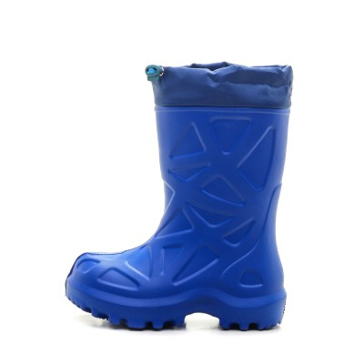 5e135ee4e Сапоги зимние детские WOODLAND ЭВА, синие 490НУ недорого - 720 р ...