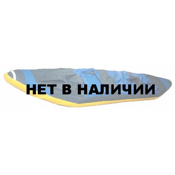 Байдарка надувная Аква Спорт Брусничка 2