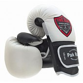 Перчатки боксерские Pak Rus, искусственная кожа DX, 10 OZ, PR-11-036