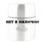 Термос с широким горлом 1л. Tramp TRC-079 (серый)