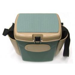 Ящик A-elita малый (пластик, органайзер, отдел. под удочку)