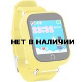 Детские часы Wolnex smart baby watch GW200S желтые