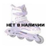 Роликовые коньки JOEREX JRH0704 раздвижные (фиолетовый)