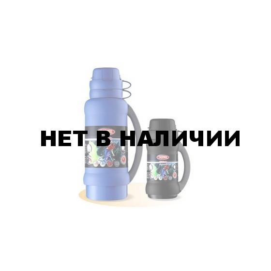 Термос пластиковый Thermos Originals 34-50 Black / G.Blue Mix