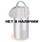Термос с помпой Thermos Home Lever Action TPL-1300M PP 1.3L Metallic