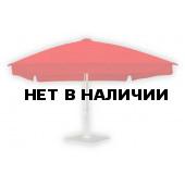 Зонт с воланом Митек 4,0х4.0 м стальной каркас, с подставкой