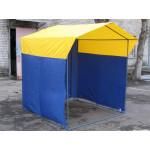 Палатка торговая Митек Домик 3,0х1,9 (разборная)