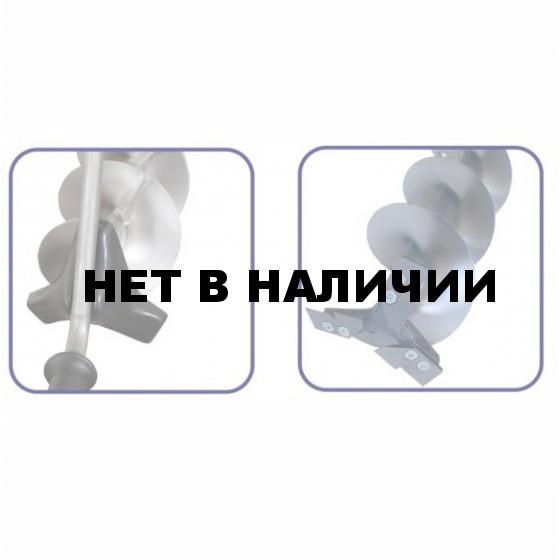Ледобур Титан ТЛР-130Д-3НТР 3 ножа, телеск. ручк.