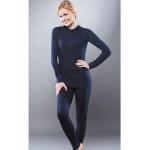Комплект женского термобелья Guahoo: рубашка + лосины (331S-NV / 331P-NV)