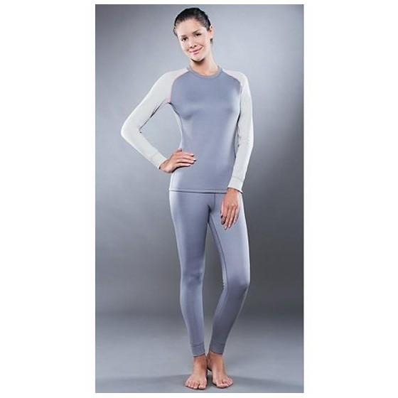 Комплект женского термобелья Guahoo: рубашка + лосины (561 S-GY / 561 P-GY)