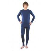 Комплект термобелья для мальчиков Guahoo: рубашка + кальсоны (330-S/NV / 330-P/NV)