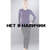 Комплект термобелья для девочек Guahoo: рубашка + лосины (301 S/VT / 301 P/BK)