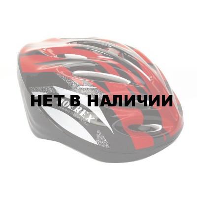 Шлем для скейтов, роликов и вело Joerex JH0601 красный