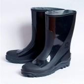 Сапоги укороченные Woodland Эконом 95-77 черные